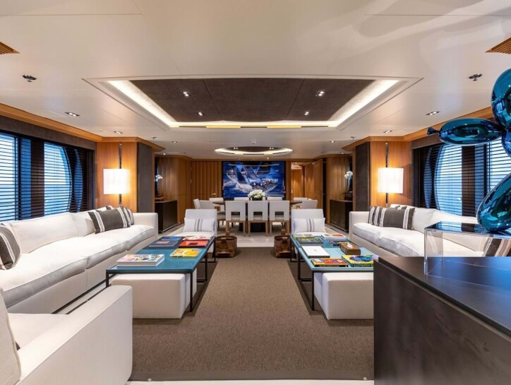 Deja Too yacht for charter