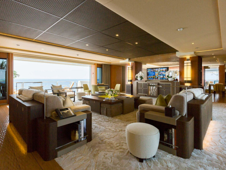 Nirvana yacht for charter