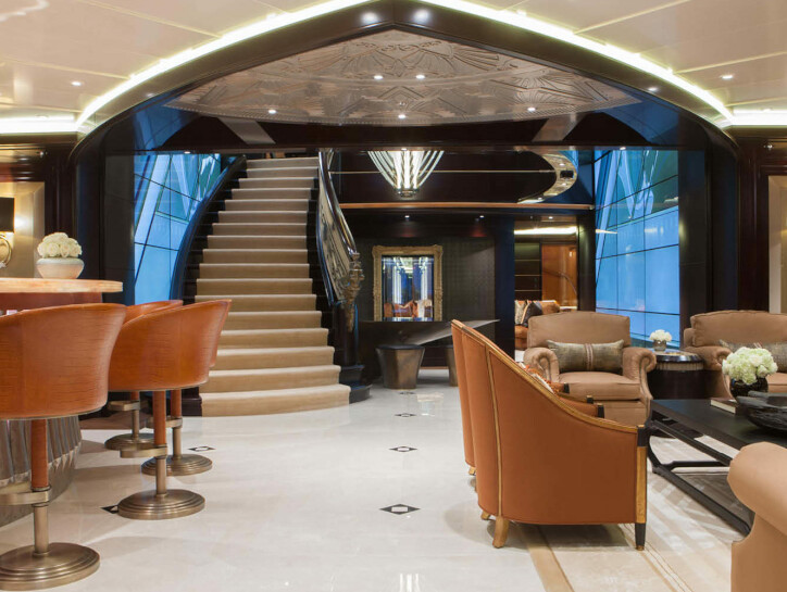 Kismet yacht for charter