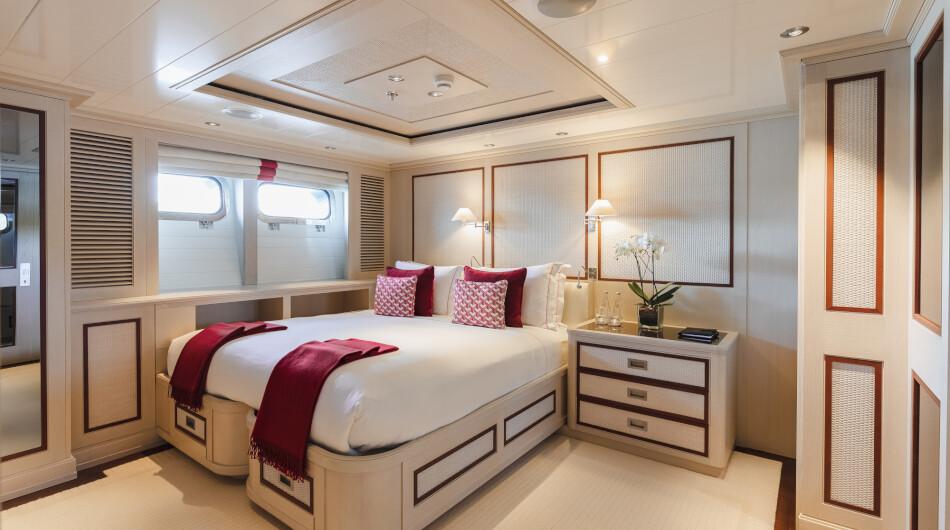 Flexible cabin configuration