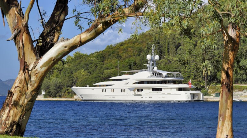 Anna I Yacht For Sale