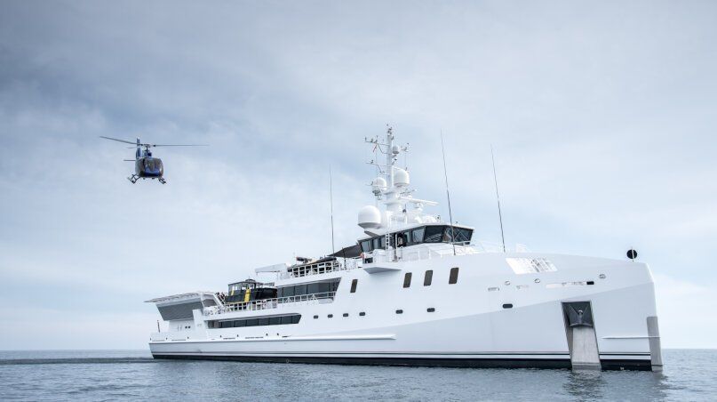 Game Changer Yacht For Sale
