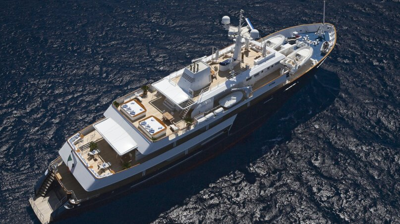 Titan Yacht For Sale
