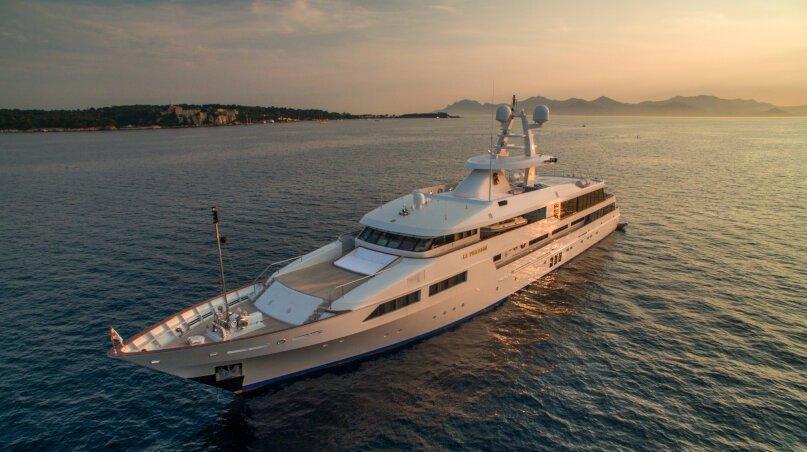 Le Pharaon Yacht For Sale