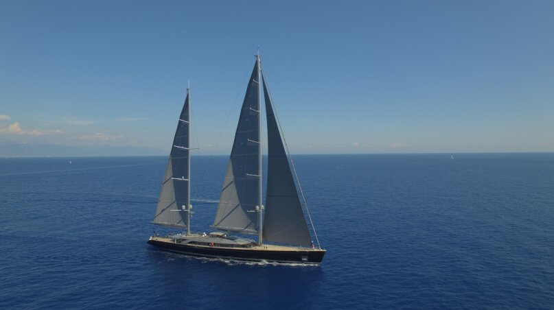 Sybaris Yacht For Sale