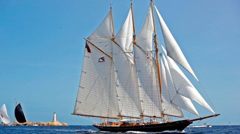 Shenandoah of Sark Yacht For Sale