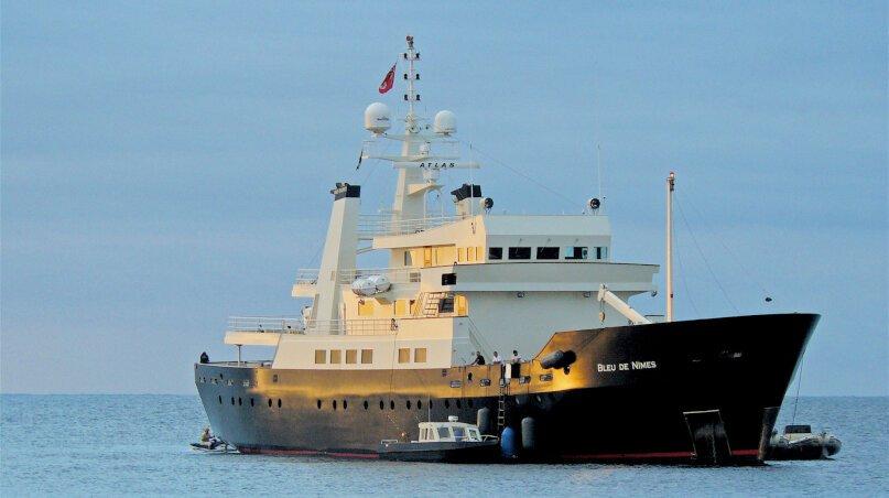 Bleu De Nimes Yacht For Sale