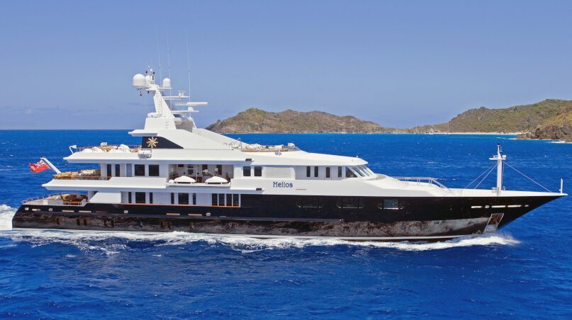 Helios Yacht For Sale