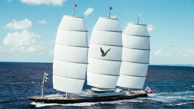 Maltese Falcon For Charter